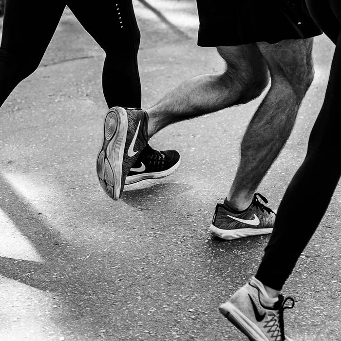 Are you wearing the right footwear for your training?