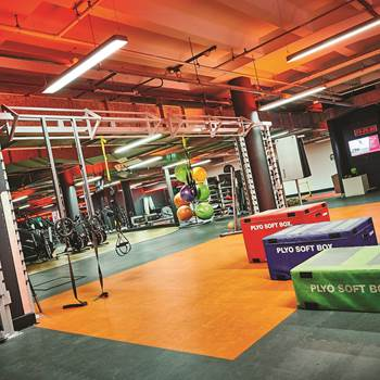 Gyms in bath get a free fitness first guest pass for Free gym layout design