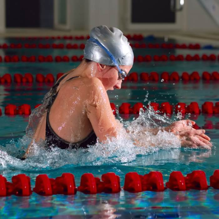 Improving your breaststroke technique