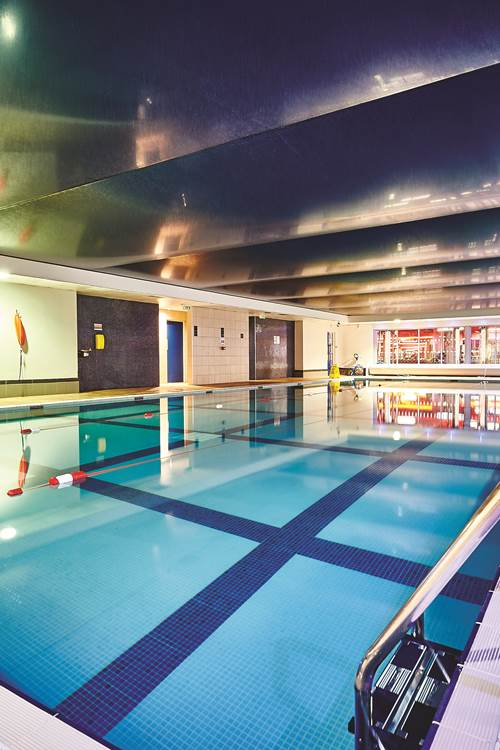 Fitness first bath swimming pool size best photos and - Fitness first swimming pool singapore ...