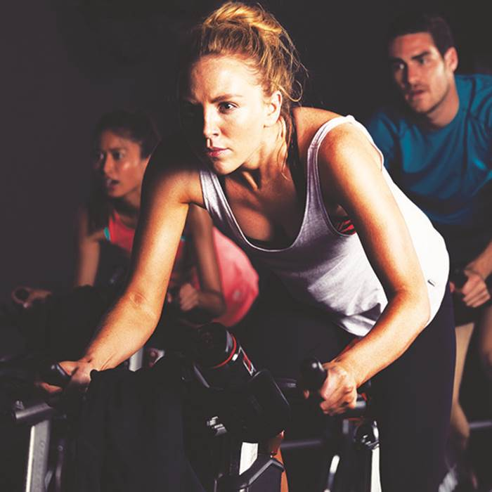 Cycling like a pro: How to set up a spin bike