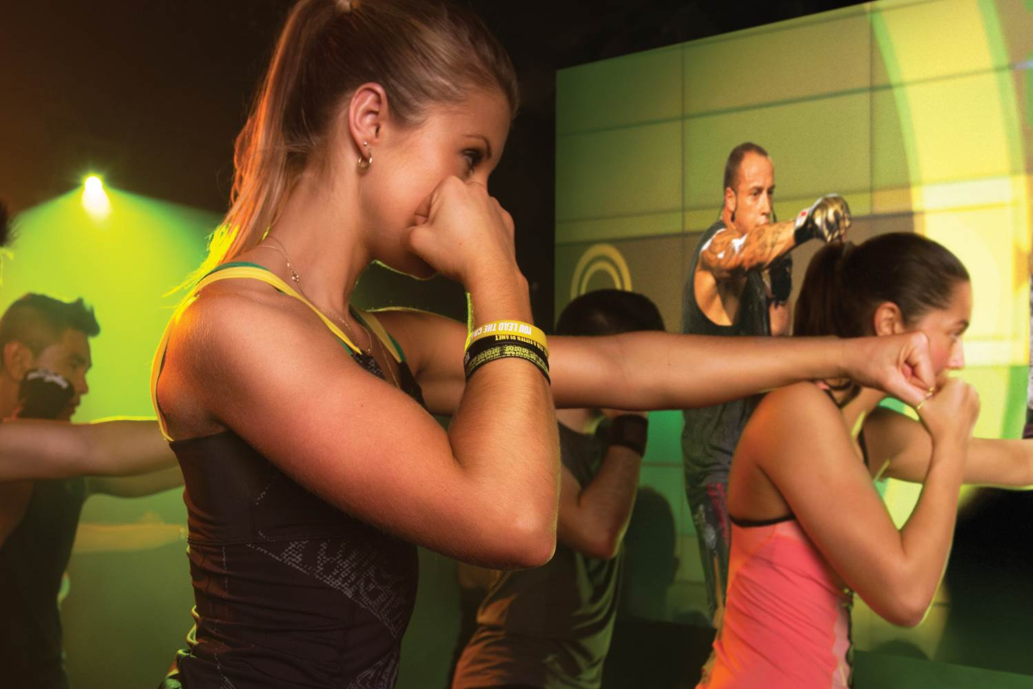 Body Combat Class   Try DW Fitness First Gyms For FREE!
