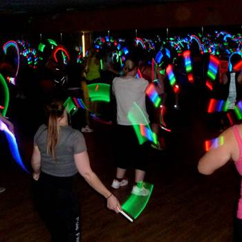 clubbercise class