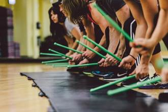 pound class & drum fit class