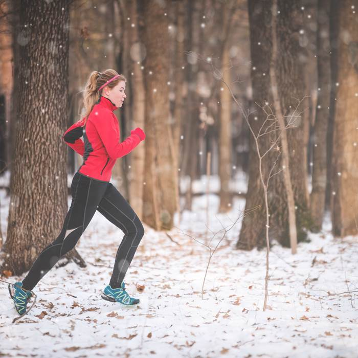 How to fuel up for your winter run
