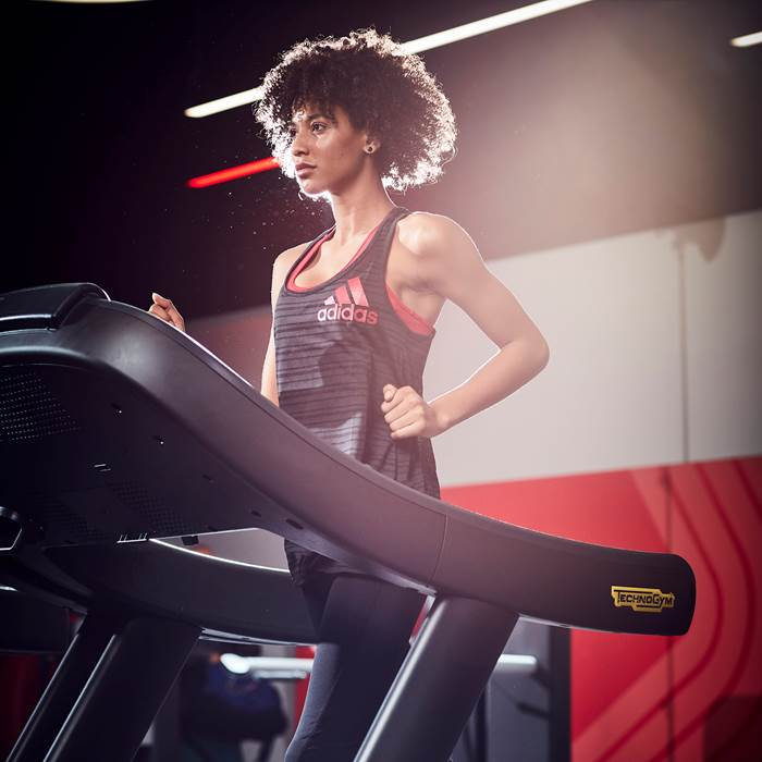 Keep up your running regime this winter with treadmill training