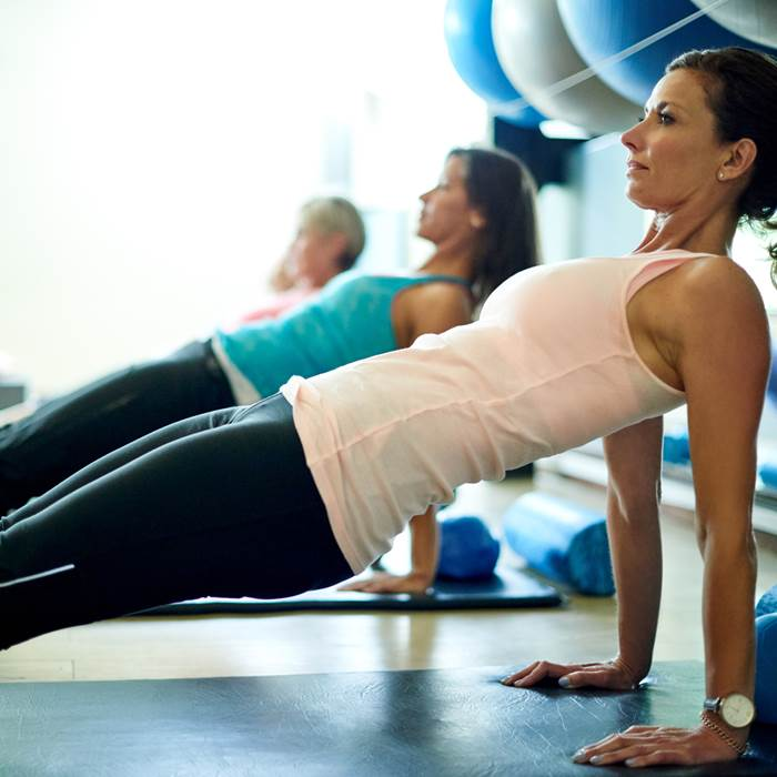 10-minute workouts: Sandbell Core 450