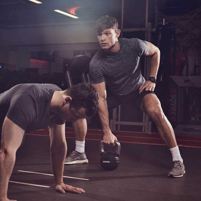 Weight lifting workout plan for runners | DW Fitness First Group