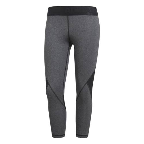 adidas Womens Alphaskin 3/4 HTR Tight