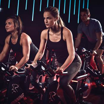 cycling class for beginners, virtual cycle class, advanced cycling class