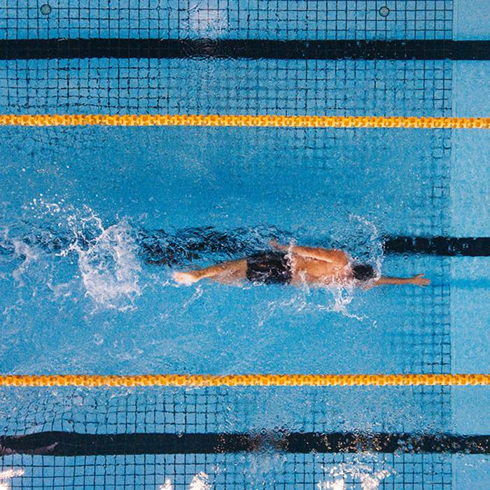Why swimming is the ideal recovery exercise