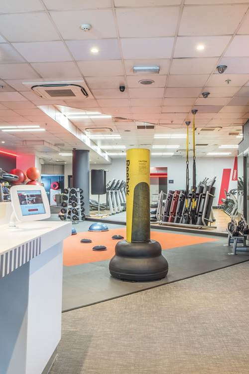 Gyms in london soho carnaby street get a free dw fitness first