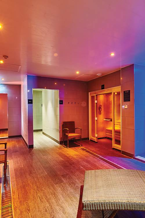 Sauna Fitness And Massage Room Spa In Cluj: Gym In Basingstoke
