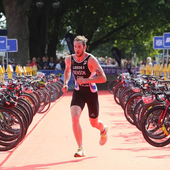 Introducing our GO TRI events - do you have what it takes?