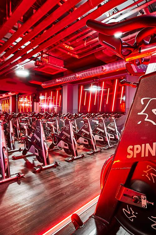 Gyms London Fenchurch Street Get A Free Fitness First