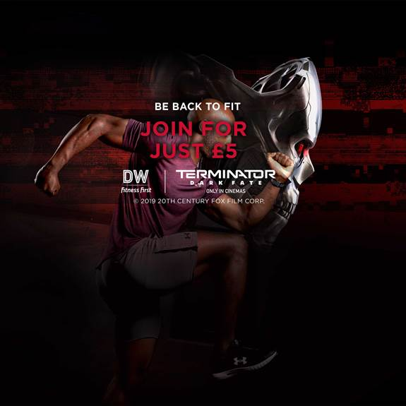 DW Fitness First   Get a Free 3-Day Pass Today